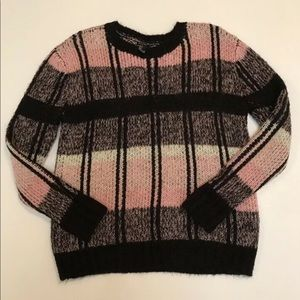 Forever 21 sweater squares Loose Fit